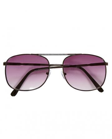 Kultige Kostüm Sonnenbrille im 80s Look