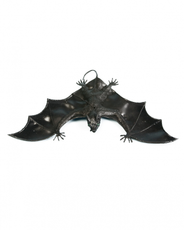 Plastic Decoration Bat 20 Cm