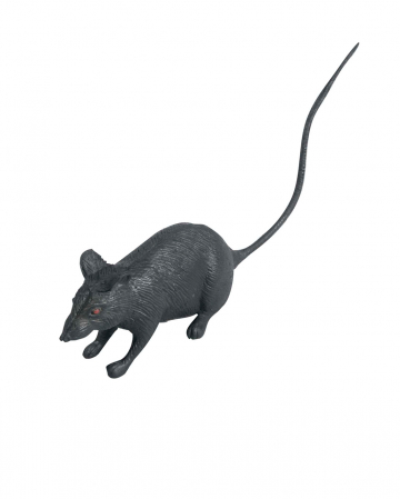 Kunststoff Ratte 12 cm