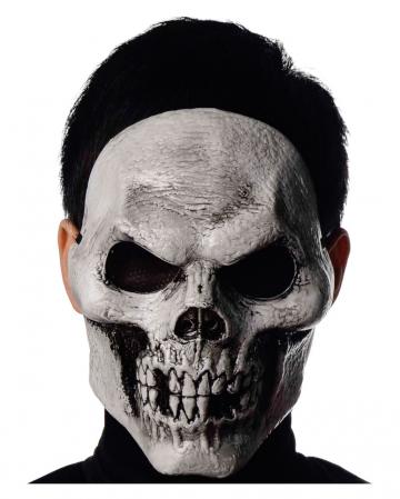 Scary Reaper Halloween Halbmaske