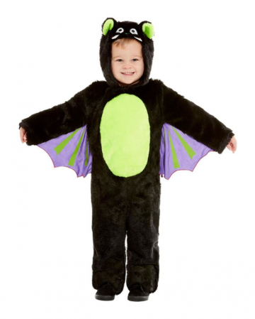 Cuddly Bat Jumpsuit For Children