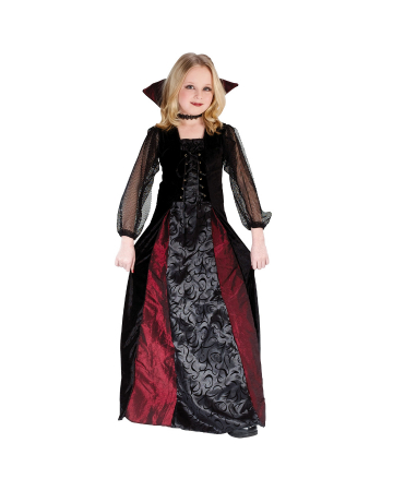 Lady Draculina Kinderkostüm