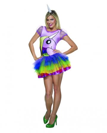 Einhorn Regenbogen Kostüm