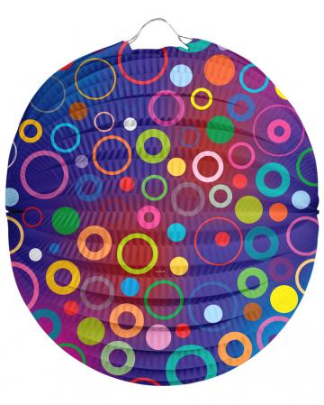 Lampion Disco Fete 22 cm