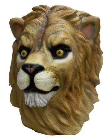 Latex Mask Lion