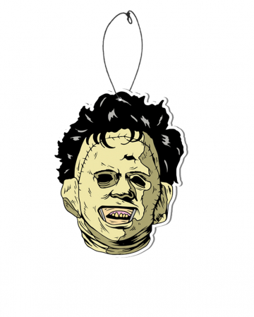 Leatherface Air Refresher