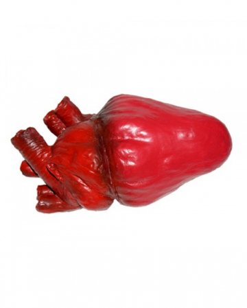 Lebensgroßes Squeeze Herz