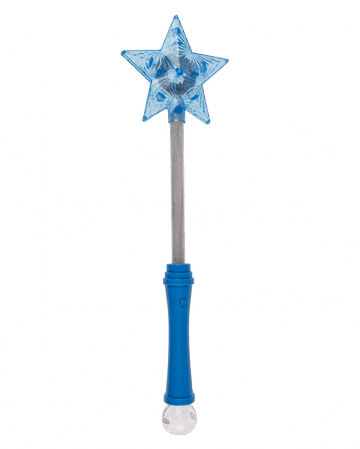LED Cosplay Star Wand Blue