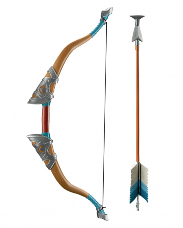 Legend Of Zelda Link Bow And Arrow