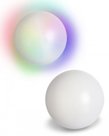 """Shining Fortune Telling Ball"" With Colour Change"