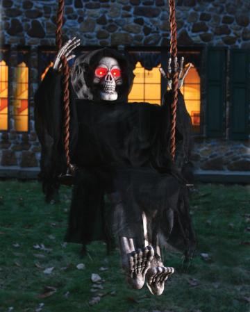 Shining Reaper On Swing 90 Cm