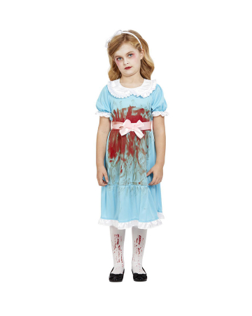 Little Evil Twin Child Costume