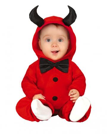 Little Mr Diavolo Kleinkinder Kostüm Jumpsuit