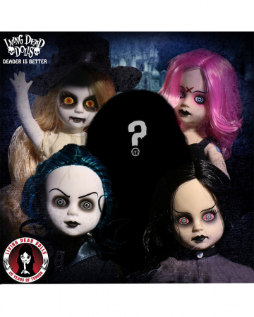 20th Anniversary-Living Dead Dolls