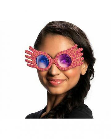 Licensed Luna Lovegood Ghost Glasses