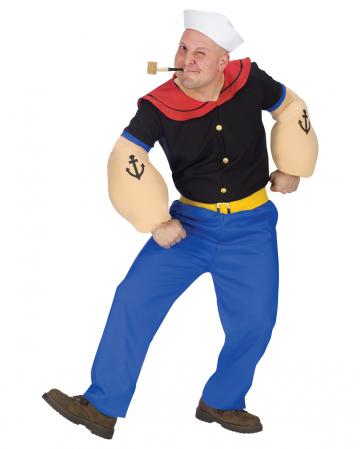 Original Popeye Kostüm ML