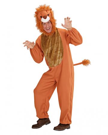 Löwen Kostüm Anzug