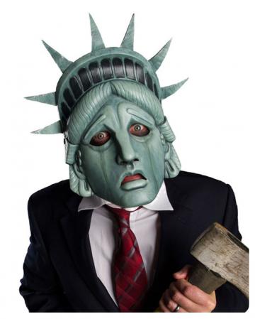 Lost Liberty Serial Killer Mask
