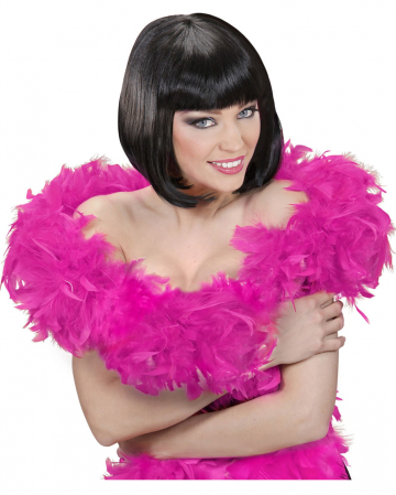 Luxury Feather Boa Pink 180cm