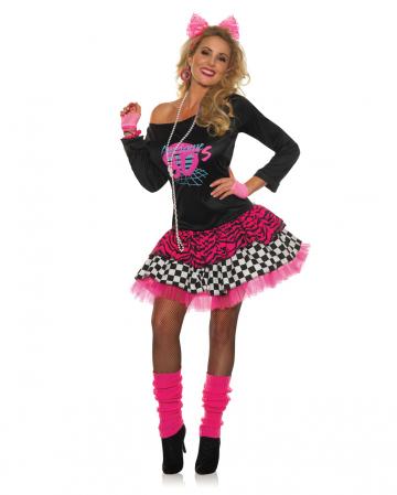 Madonna Mia 80's Costume