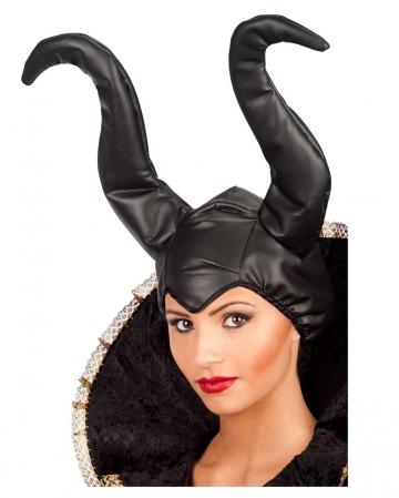 Malefiz Evil Witch Hörner Haube