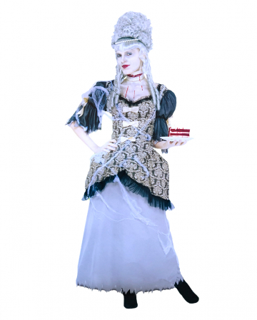 Marie Antoinette Ghosts Costume
