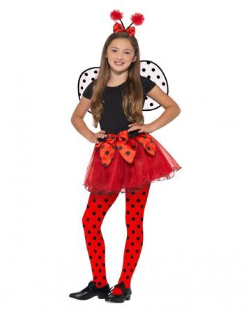 Marienkäfer Kostümzubehör Set für Kinder