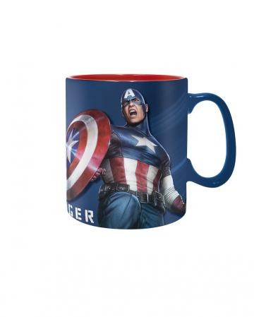 MARVEL Cup Captain America 460ml