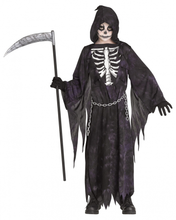Midnight Reaper Kids Costume