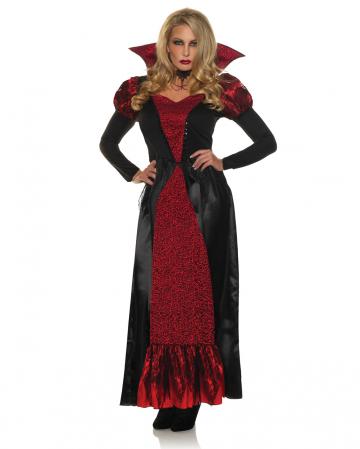 Midnight Rose Ladies Costume