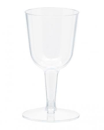 Mini Wine Glasses Plastic 73ml 20 Pcs.
