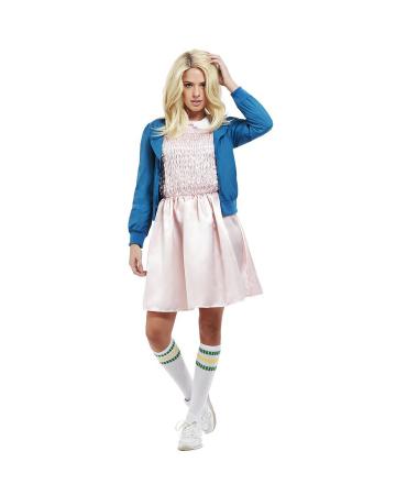 80´s Strange Girl Kostüm