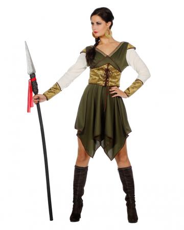 Kostüm Mittelalter Kriegerin