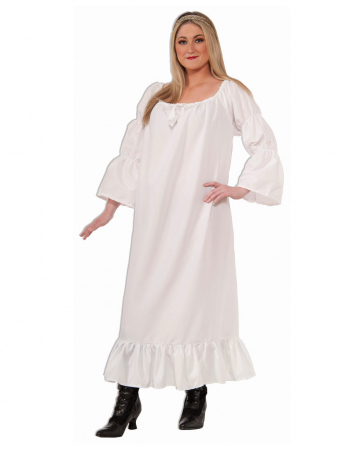 Medieval Nightdress Costume Plus Size