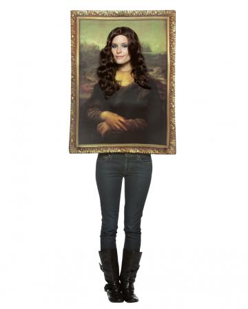 Mona Lisa Faschingskostüm