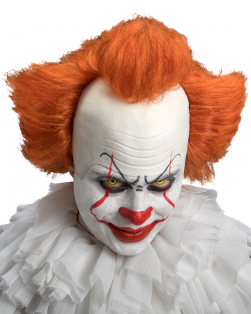 Monster Clown Perücke