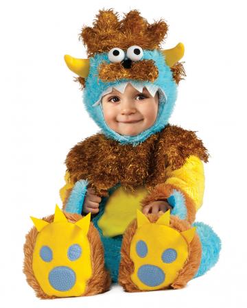 Kleinkinderkostüm Monster Krümel