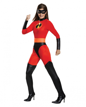 Mrs. Incredible Ladies Costume