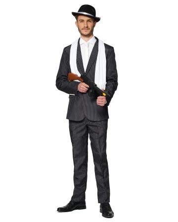Pinstripe Suit - Suitmeister