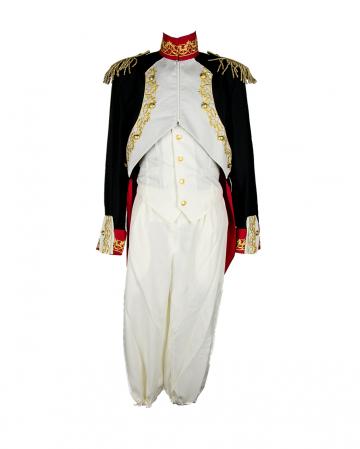 Deluxe Napoleon Kostüm für Herren