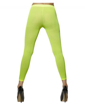 Leggings Neon-Grün