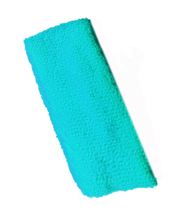 Neon Blue headband