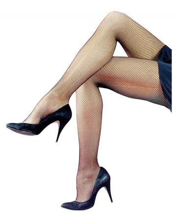 Sexy fishnet tights Black