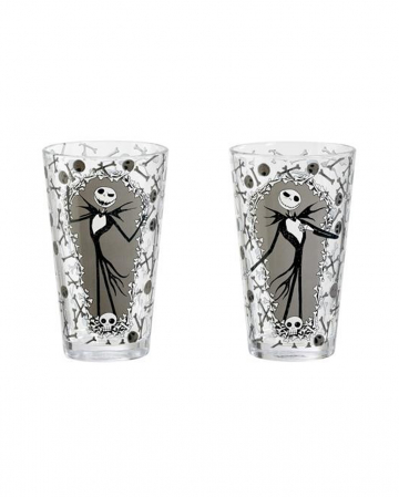 The Nightmare Before Christmas Jack & Bones Glasses