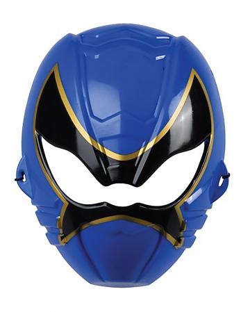 Blaue Kinder Ninja Maske