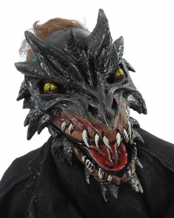 Noir Dragon Mask Deluxe