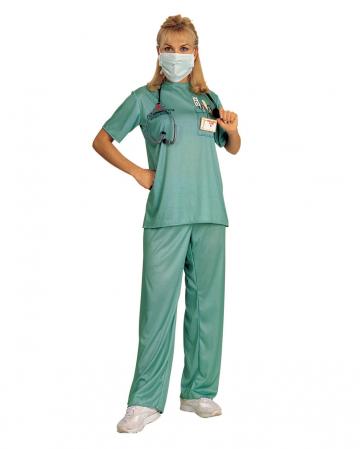 Emergency Doctor Costume