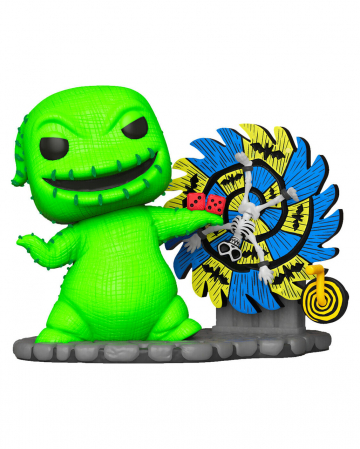 Oogie Boogie mit Drehscheibe NBC Funko POP! Figur Neon