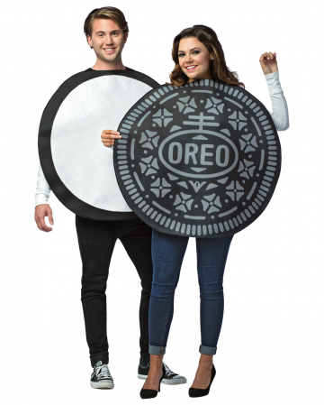 Oreo Cookie Partner Costume