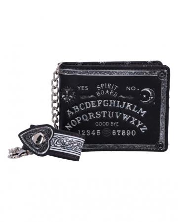 Spirit Board Brieftasche mit Kette